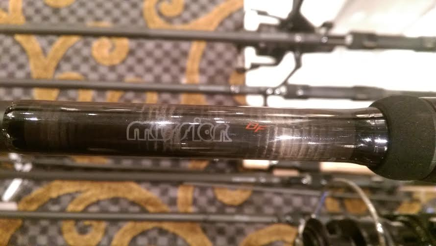 Daiwa Mission X DF Carp Rods
